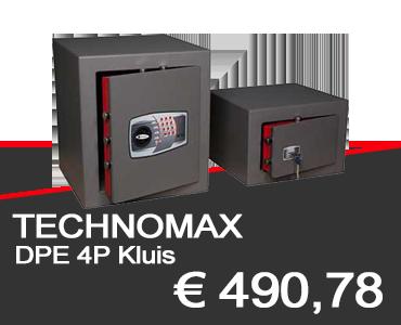 technomax dpe 4p kluis